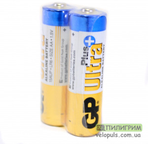 Батарейка - GP Ultra Plus AA (LR6) 1.5 V