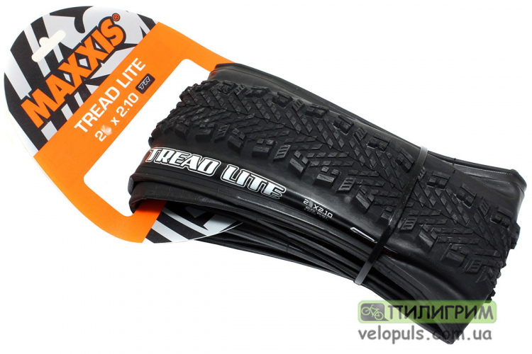 Покрышка 26 - Maxxis Tread Lite TR folding